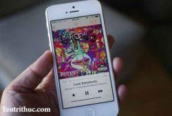 Cách cắt nhạc trên ứng dụng GarageBand để tạo nhạc chuông iPhone 1