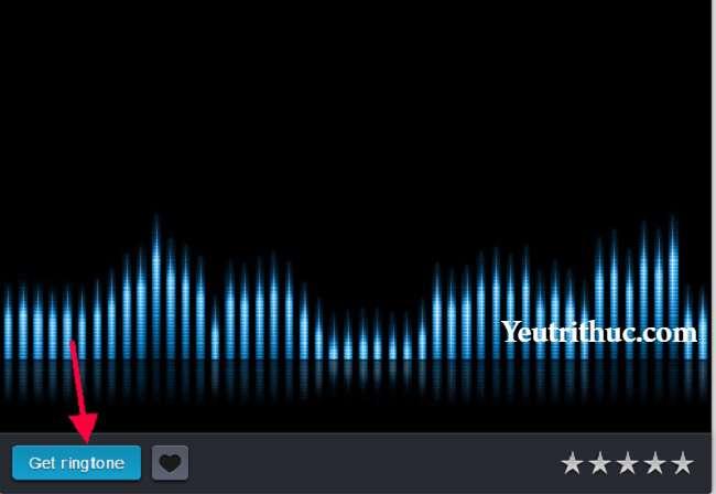 Cách sử dụng công cụ Zedge để cài nhạc chuông cho iPhone 4
