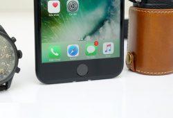 Cách sử dụng nút Home của iphone 7 và iPhone 7 Plus 1