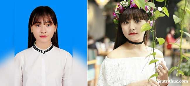 Hotgirl Hà Pansy – nữ bảo vệ siêu thị Lotte Hà Nội gây sốt vì bị chụp lén 10