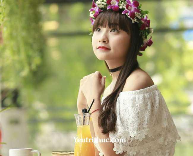 Hotgirl Hà Pansy – nữ bảo vệ siêu thị Lotte Hà Nội gây sốt vì bị chụp lén 4