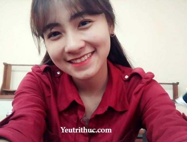Hotgirl Hà Pansy – nữ bảo vệ siêu thị Lotte Hà Nội gây sốt vì bị chụp lén 5
