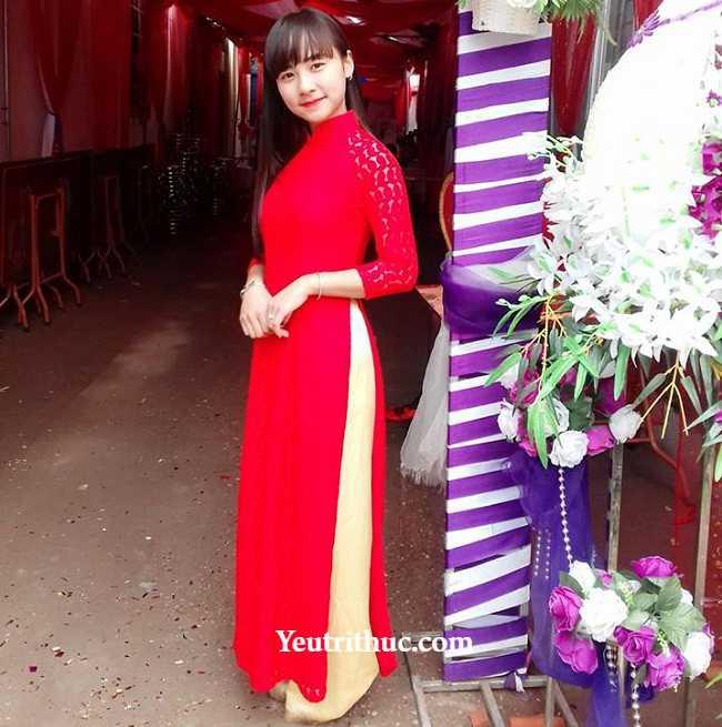 Hotgirl Hà Pansy – nữ bảo vệ siêu thị Lotte Hà Nội gây sốt vì bị chụp lén 6