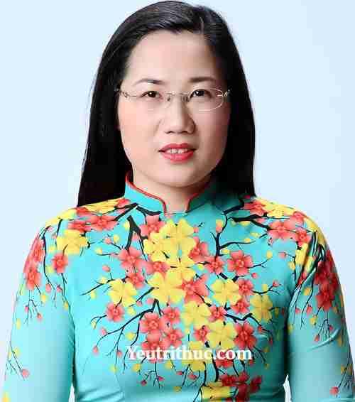 Tiến sĩ luật Nguyễn Thị Thủy là ai – Đại biểu Quốc hội Nguyễn Thị Thủy 2