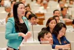 Tiến sĩ luật Nguyễn Thị Thủy là ai – Đại biểu Quốc hội Nguyễn Thị Thủy 1