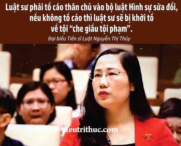 Tiến sĩ luật Nguyễn Thị Thủy là ai – Đại biểu Quốc hội Nguyễn Thị Thủy 3