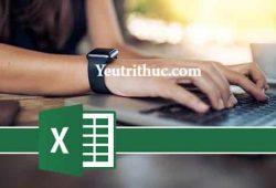 99 phím tắt Excel - các (những) phím tắt trong Excel thông dụng nhất 2