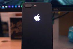 Cách làm logo Táo khuyết iPhone 7 và 7 Plus phát sáng như Macbook