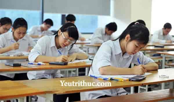 Đề thi và Đáp án đề thi THPT quốc gia 2017 tất cả các môn thi