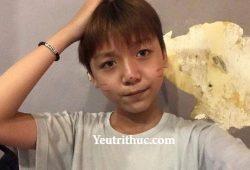 """Lê Võ Ngọc Hân chửi Long Bi là """"thằng cancer"""", chuyên đi nói xấu 3"""