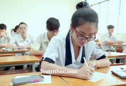 Lịch thi THPT quốc gia 2017 xét tuyển Đại học Cao đẳng năm 2017 1