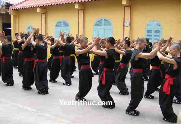 Môn phái Nam Huỳnh Đạo là môn phái gì có thật hay chỉ là giả, lừa đảo
