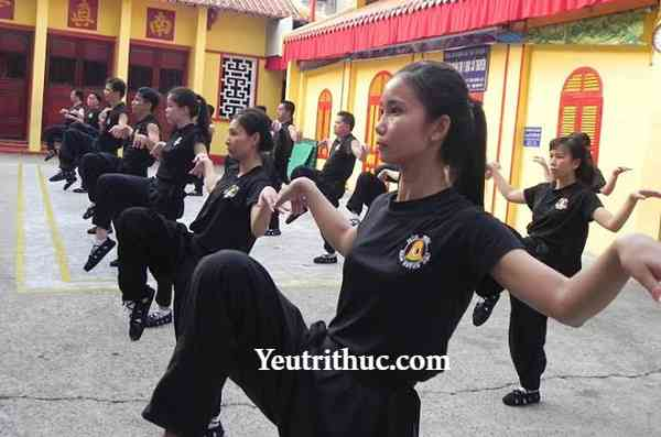 Môn phái Nam Huỳnh Đạo là môn phái gì có thật hay chỉ là giả, lừa đảo 2