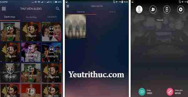 Muvik là gì - tìm hiểu ứng dụng và mạng xã hội Muvik TV chia sẻ video 2
