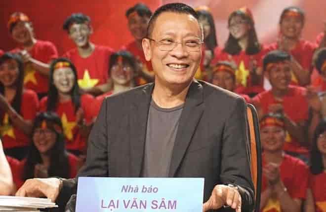 Nhà báo Lại Văn Sâm bao nhiêu tuổi mà đã nghỉ hưu
