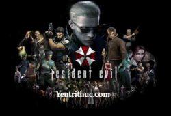 Resident Evil là gì - tìm hiểu nghĩa của Resident Evil là gì trên Facebook 2