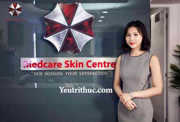 Umbrella đã đến Việt Nam mang tên Medcare Skin Centre 10