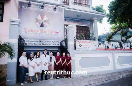 Umbrella đã đến Việt Nam mang tên Medcare Skin Centre 4