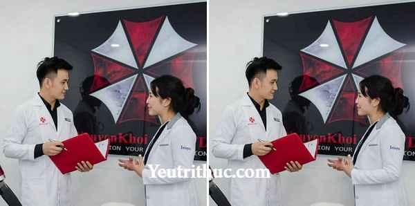 Umbrella đã đến Việt Nam mang tên Medcare Skin Centre 5