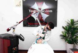 Umbrella đã đến Việt Nam mang tên Medcare Skin Centre 6