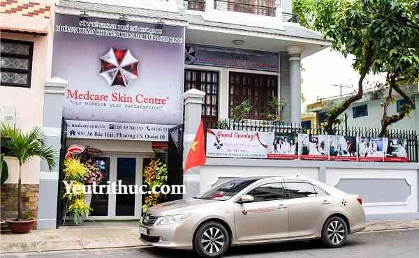 Umbrella đã đến Việt Nam mang tên Medcare Skin Centre 7