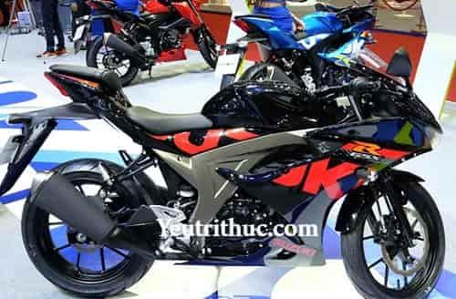 Xe máy Suzuki khá kén người dùng