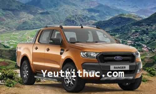 Bảng giá xe ô tô Ford tháng 7 năm 2017 chính hãng mới nhất Việt Nam