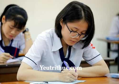 Cách làm tròn điểm thi THPT quốc gia 2017 theo quy định của Bộ