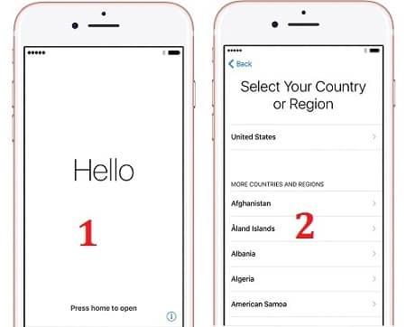 9 Cách thiết lập cài đặt iPhone, iPad và iPod Touch mới bắt đầu 1