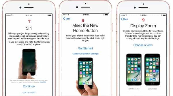 9 Cách thiết lập cài đặt iPhone, iPad và iPod Touch mới bắt đầu 5