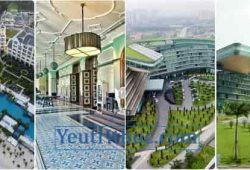 Marriott tại Việt Nam gồm marriott Hà Nội và Phú Quốc