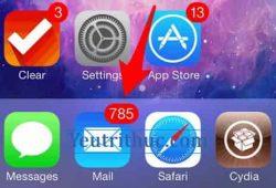 Hướng dẫn cách đăng nhập gmail trên iPhone, iPad chạy iOS 4