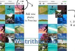 Cách sắp xếp, tổ chức lại hình ảnh trên Instagram thành bộ sưu tập 1
