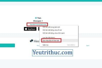 Hướng dẫn cách sử dụng Sarahah để gửi tin nhắn ẩn danh trên iOS, Android, Web 3
