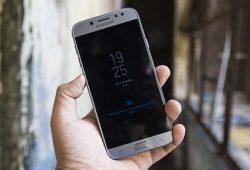 Cách tắt nguồn và khởi động lại Samsung Galaxy J7 Pro 1
