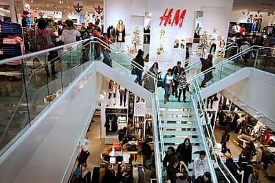 hãng thời trang H&M bán lẻ quần áo Thụy Điển 1