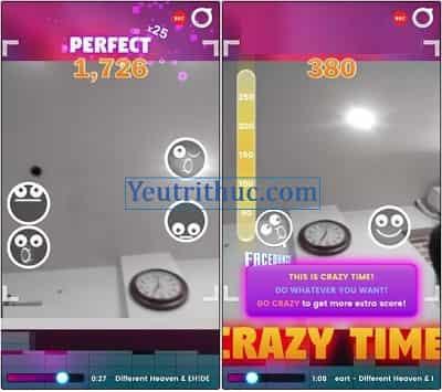Hướng dẫn sử dụng và cách chơi tựa game FaceDance Challenge 7