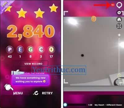 Hướng dẫn sử dụng và cách chơi tựa game FaceDance Challenge 8