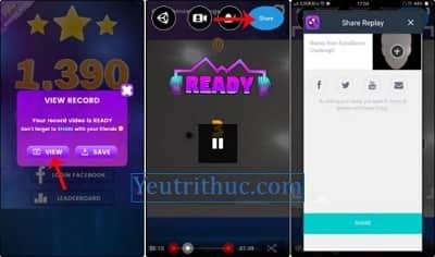 Hướng dẫn sử dụng và cách chơi tựa game FaceDance Challenge 9