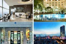 Danh sách tất cả 15 khách sạn tiêu chuẩn 5 sao tại Hà Nội mới nhất