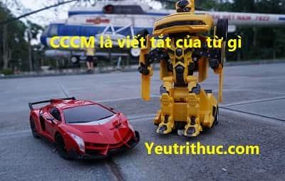 CCCM là viết tắt của từ gì