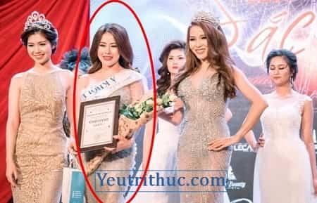 Nguyễn Thị Ngọc, Á khôi 1 Cuộc chiến sắc đẹp 2017
