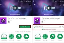 Hướng dẫn tải, cài đặt FaceDance Challenge dành cho Android, iOS