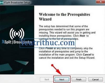 Hướng dẫn cách tải và cài đặt phần mềm Xsplit Broadcaster và Gamecaster 3