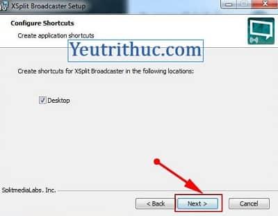 Hướng dẫn cách tải và cài đặt phần mềm Xsplit Broadcaster và Gamecaster 8