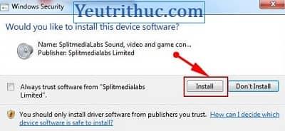 Hướng dẫn cách tải và cài đặt phần mềm Xsplit Broadcaster và Gamecaster 9