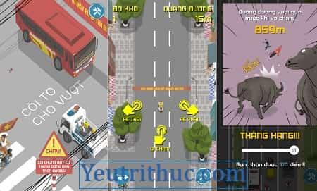 Cách tải, cài đặt và chơi game Việt Còi To Cho Vượt 2