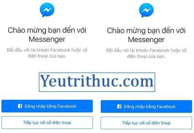 Cách khắc phục Facebook Messenger bị văng, thoát liên tục trên iPhone 1