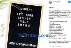 Cách viết xuống dòng trong Caption Instagram trên điện thoại Android, iOS