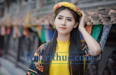 Hot Girl ngủ gật trên xe khách Phạm Hoàng Thu Uyên là Miss Teen 2017 2